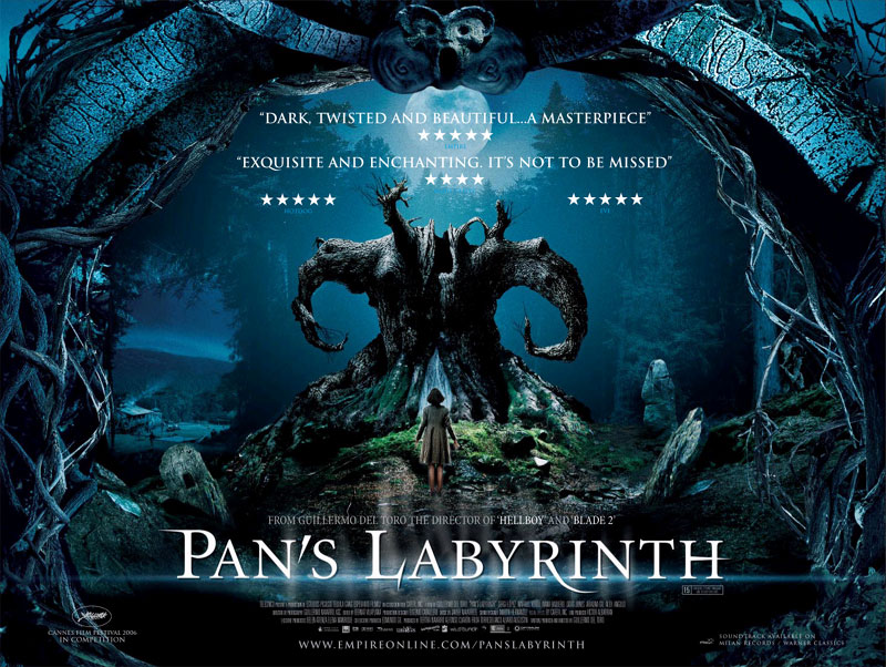 pans labyrinth poster - Film �ner