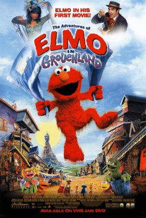 The Adventures of Elmo In Grouchland – Gari Wellingham