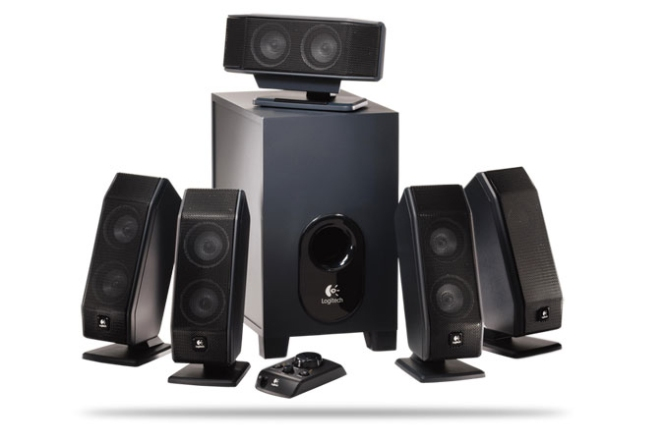 Logitech X-540 5.1 Surround Speaker System