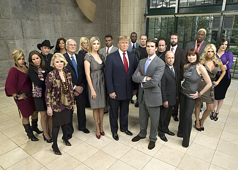THE CELEBRITY APPRENTICE » Boy George Official