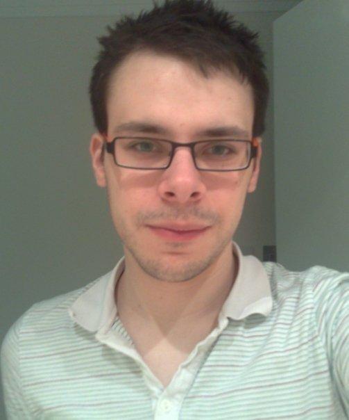 Recent photo of me