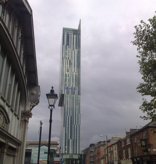 (I love the contrast of old/new - Manchester does this very well imo).