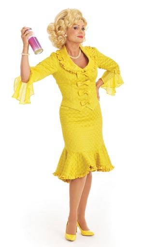 Belinda Carlisle as Velma Von Tussle