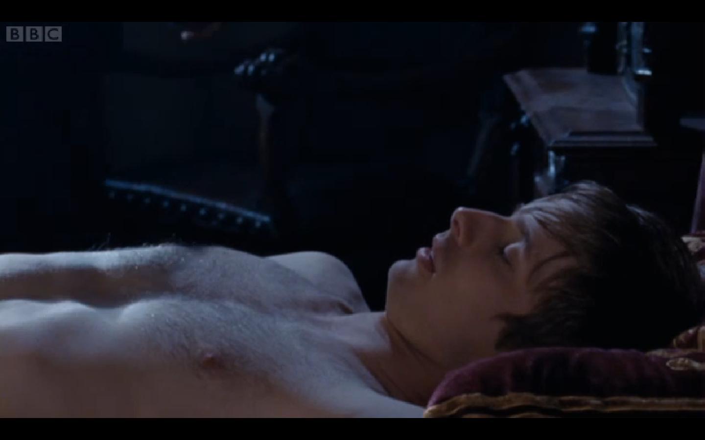 Bradley james naked