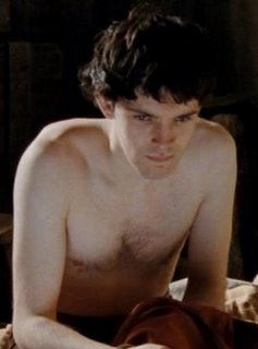Colin Morgan Merlin