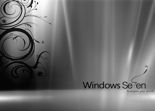 wallpaper windows 7 3d. and I developed Windows 7″