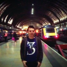 Paddington Station - Autumn 2011
