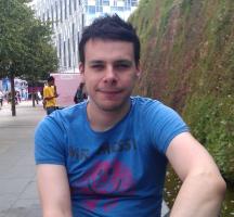 Outside the O2 Arena, London - Summer 2011