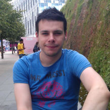 Outside the O2 Arena, London - Summer 2011