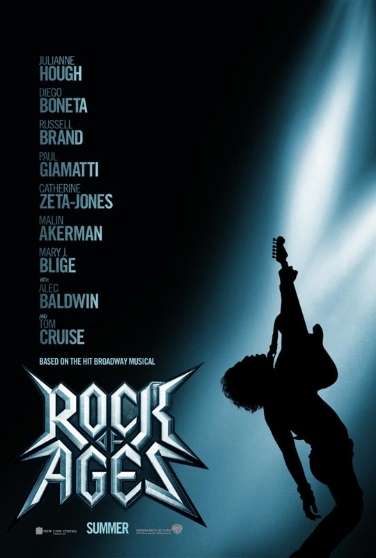 Rock Of Ages [2012] – Movie Trailer – Gari Wellingham Rock Of Ages Movie