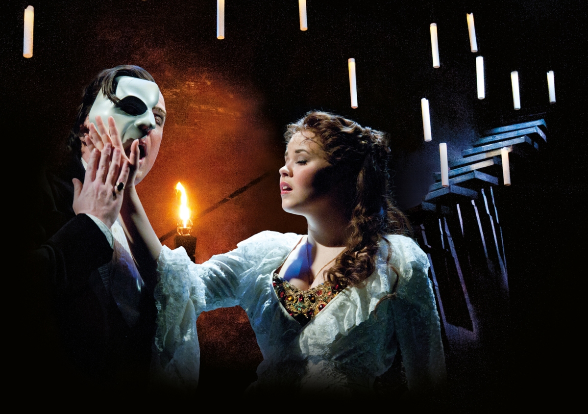 REVIEW: The Phantom of The Opera - 2012 UK Tour / Manchester Palace Theatre