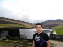 Dovestone Reservoir - May 2012