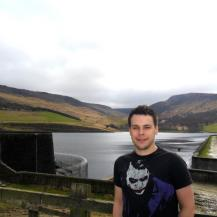 Dovestone Reservoir - May 2012
