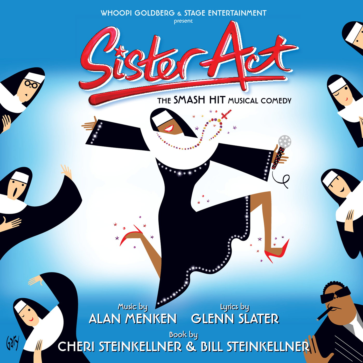 REVIEW: Sister Act The Musical, Manchester Opera House, UK ...