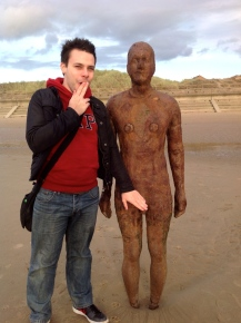 November 2012 - Antony Gormley