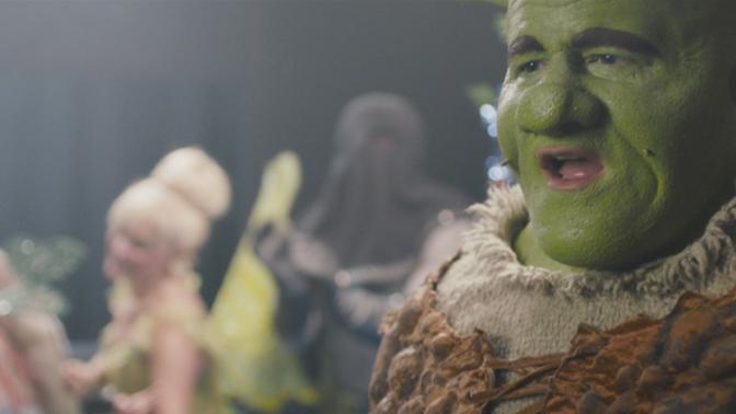 Shrek - Tree
