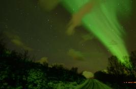 Northern Lights, Tromsø - 12.12.12
