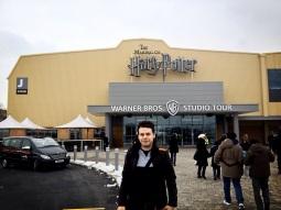 Outside J-Stage / Warner Bros Studio Tours!