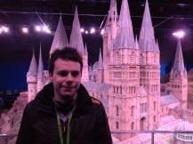 Gari at Hogwarts