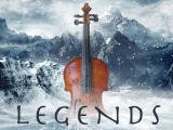 New Kickstarter back – Julia Okrusko: 'Legends: Fantasy Violin'
