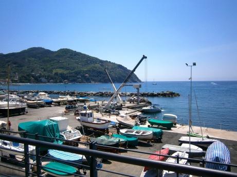 Levanto - part of the Cinque Terra