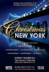 REVIEW: Christmas In New York – Palace Theatre Manchester – December 2013