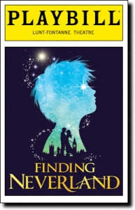 Finding_Neverland_Broadway_Playbill