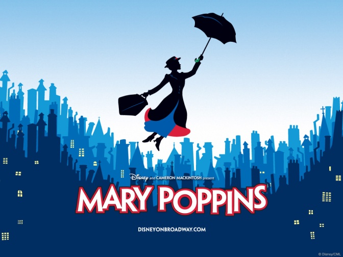 REVIEW: Mary Poppins 2016 UK Tour
