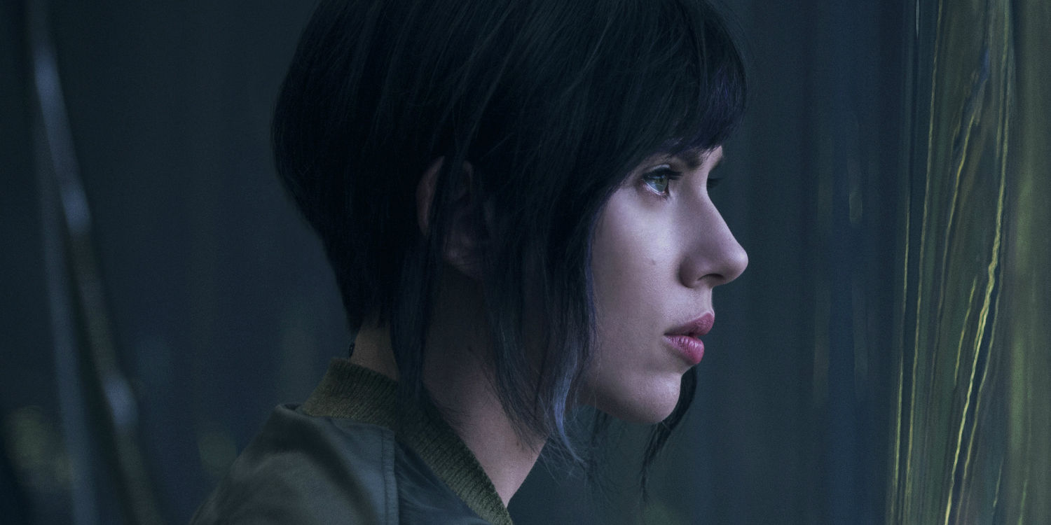 Ghost In The Shell (2017) : Trailer