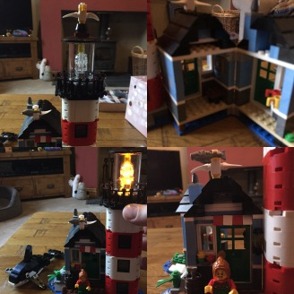 LEGO Lighthouse Keeper